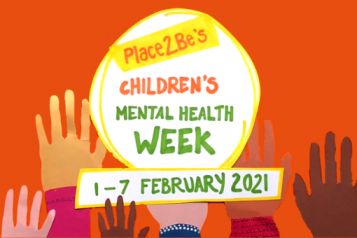 Childrens mental health week