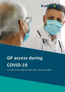 GP access during COVID19 report