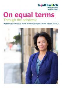 Annual report 2020 - 2021